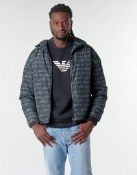 Odjeća Muškarci  Kratke jakne Emporio Armani 6H1BN6 Crna