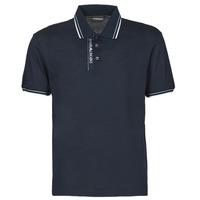 Odjeća Muškarci  Polo majice kratkih rukava Emporio Armani 6H1F79 Blue