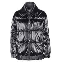 Odjeća Žene  Pernate jakne Emporio Armani 6H2B97 Crna