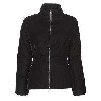 Odjeća Žene  Pernate jakne Emporio Armani 6H2B95 Crna