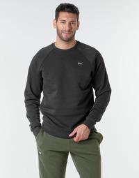Odjeća Muškarci  Sportske majice Under Armour UA RIVAL FLEECE CREW Crna