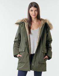 Odjeća Žene  Parke Esprit LL*3M FEM PARKA Kaki