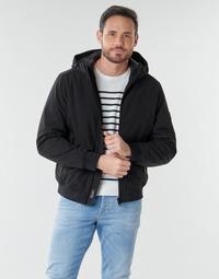 Odjeća Muškarci  Pernate jakne Esprit LL 3LSOFTSHEL Crna