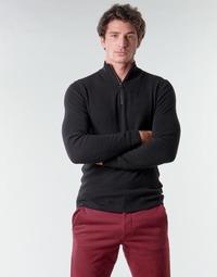 Odjeća Muškarci  Puloveri Esprit COWS STR HZ Crna