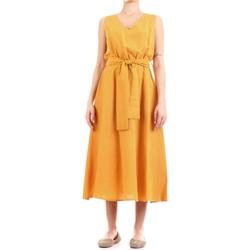 Odjeća Žene  Duge haljine Fly Girl 9890-02 Giallo