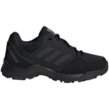 Obuća Djeca Pješaćenje i planinarenje adidas Originals Terrex Hyperhiker Low K Crna