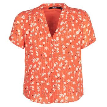Odjeća Žene  Topovi i bluze Vero Moda VMSOFIE Red
