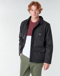 Odjeća Muškarci  Kratke jakne Vans DRILL CHORE COAT LINED Crna
