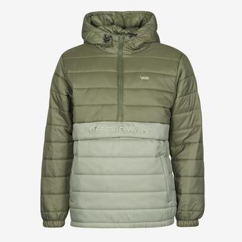 Odjeća Muškarci  Pernate jakne Vans CARLTON PUFFER ANORAK II Zelena