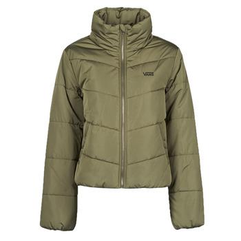 Odjeća Žene  Pernate jakne Vans FOUNDRY V PRINTED PUFFER MTE Kaki