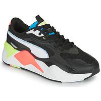 Obuća Niske tenisice Puma RS-X3 Crna / Bijela / Koraljna