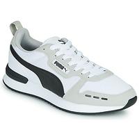 Obuća Muškarci  Niske tenisice Puma R78 Bijela / Crna