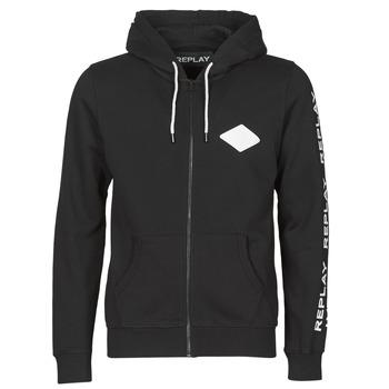 Odjeća Muškarci  Sportske majice Replay M3221 Crna