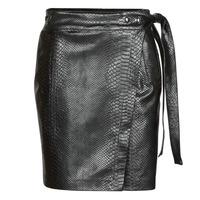 Odjeća Žene  Suknje Replay W9829 Crna