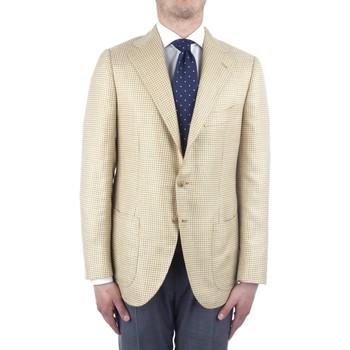 Odjeća Muškarci  Jakne i sakoi Cesare Attolini S20MA43 Yellow