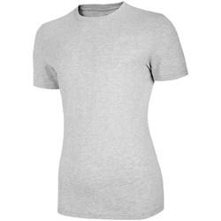 Odjeća Žene  Majice kratkih rukava 4F TSM003 Siva