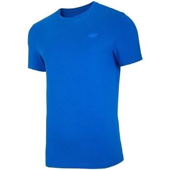 Odjeća Muškarci  Majice kratkih rukava 4F TSM003 Blue