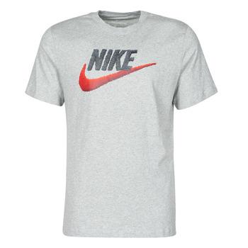 Odjeća Muškarci  Majice kratkih rukava Nike M NSW TEE BRAND MARK Siva
