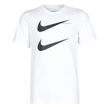 Odjeća Muškarci  Majice kratkih rukava Nike M NSW SS TEE SWOOSH PK 2 Bijela