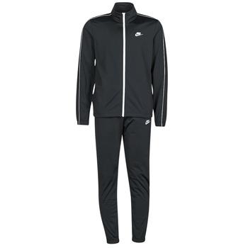Odjeća Muškarci  Dvodijelne trenirke Nike M NSW SCE TRK SUIT PK BASIC Crna