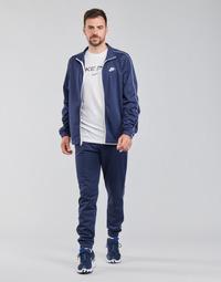 Odjeća Muškarci  Dvodijelne trenirke Nike M NSW SCE TRK SUIT PK BASIC Blue