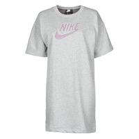 Odjeća Žene  Kratke haljine Nike W NSW DRESS FT M2Z Siva