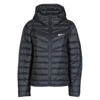 Odjeća Žene  Pernate jakne Nike W NSW WR LT WT DWN JKT Crna