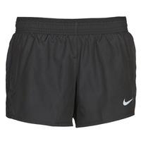 Odjeća Žene  Bermude i kratke hlače Nike W NK 10K SHORT Crna