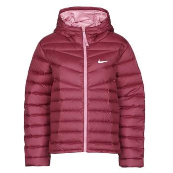 Odjeća Žene  Pernate jakne Nike W NSW WR LT WT DWN JKT Bordo