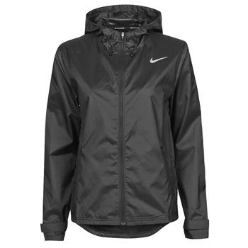 Odjeća Žene  Vjetrovke Nike W NK ESSENTIAL JACKET Crna