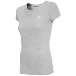 Odjeća Žene  Majice kratkih rukava 4F TSD001 Siva
