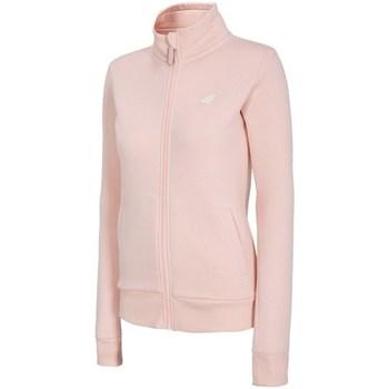 Odjeća Žene  Sportske majice 4F BLD003 Ružičasta