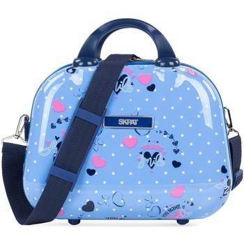 Torbe Djevojčica Pilotska torba Skpat OSMIJEH 15 L Plava