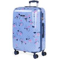 Torbe Djevojčica Čvrsti kovčezi Skpat OSMIJEH 64 L Plava