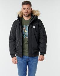 Odjeća Muškarci  Kratke jakne Element DULCEY EXPLORER Crna