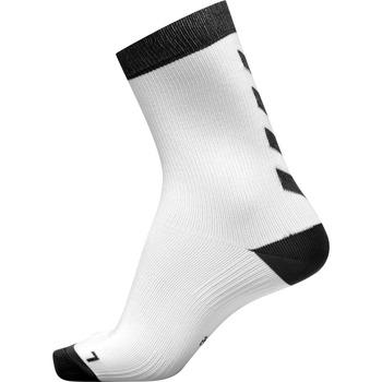 Modni dodaci Čarape Hummel Lot de 2 chaussettes  Element indoor blanc/bleu foncé