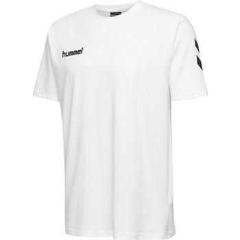 Odjeća Djeca Majice kratkih rukava Hummel T-shirt enfant  hmlGO cotton blanc