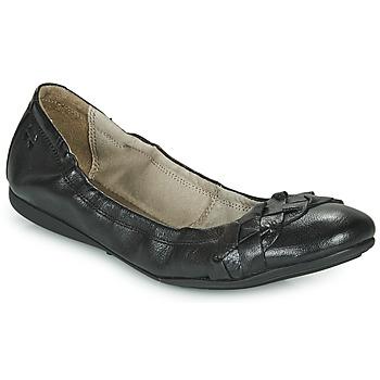 Obuća Žene  Balerinke i Mary Jane cipele Dream in Green NERLINGO Crna