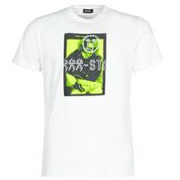 Odjeća Muškarci  Majice kratkih rukava Diesel T-DIEGO J1 Bijela