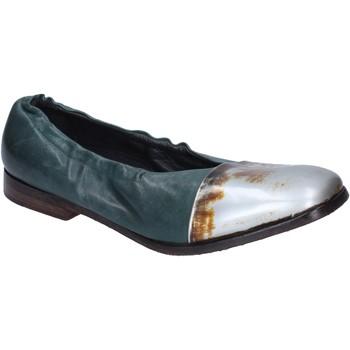 Obuća Žene  Balerinke i Mary Jane cipele Moma ballerine pelle Verde