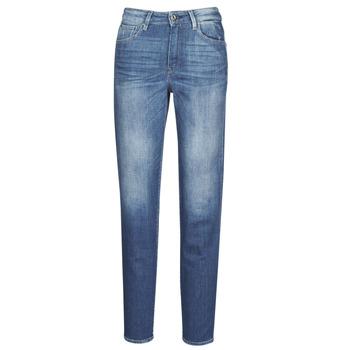 Odjeća Žene  Traperice ravnog kroja G-Star Raw 3301 HIGH STRAIGHT 90'S ANKLE WMN Vybledlá / Kobaltová modř