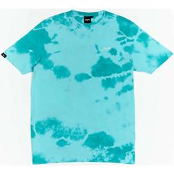 Odjeća Dječak  Majice kratkih rukava Wrung T-shirt  New Sign bleu turquoise/blanc/noir