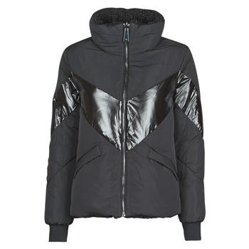 Odjeća Žene  Pernate jakne Guess ORIETTA REVERSIBLE Crna