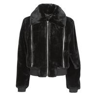 Odjeća Žene  Kratke jakne Guess MIRIAM Crna