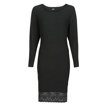 Odjeća Žene  Kratke haljine Guess CELINE Crna