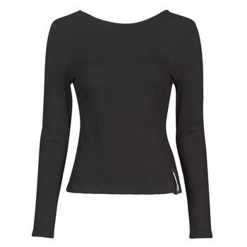 Odjeća Žene  Topovi i bluze Guess AYADA Crna