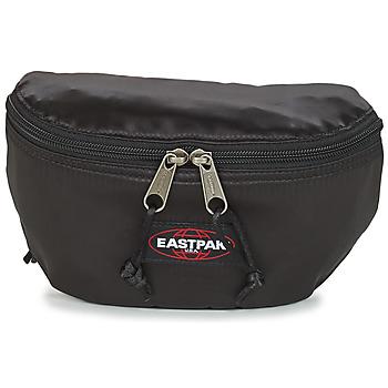Torbe Pojasne torbice Eastpak SPRINGER Satin / Crna