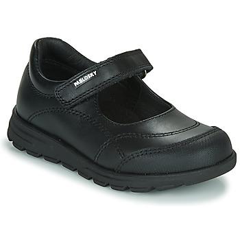 Obuća Djevojčica Balerinke i Mary Jane cipele Pablosky 334210 Crna
