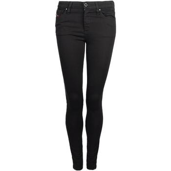 Odjeća Žene  Skinny traperice Diesel  Crna
