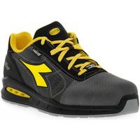 Obuća Muškarci  zaštitne cipele Diadora UTILITY RUN NET AIRBOX Grigio